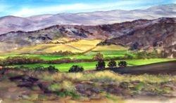 View of Arroyo Grande Valley
