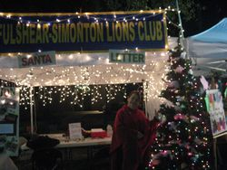 Letters to Santa Booth