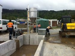 Dual Wash Bays in Action