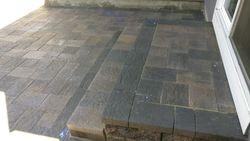 Newberg Paver Patio Installation