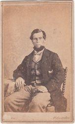 John Luck of Milwaukee, Wisconsin