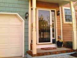 The Front Door Before...