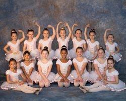 Bevy of Ballerinas