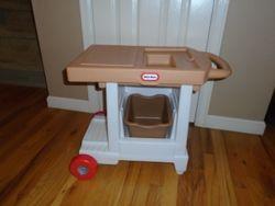 Little Tikes Kitchen Cart - $20