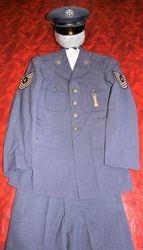 Joe Clein, USAF, Master Sergeant: