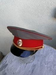 Tarybine milicininko kepure. Kaina 23