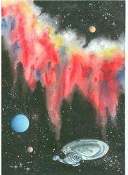 Voyager in The Delta Quadrant