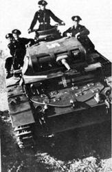 Early Panzerkampfwagen III: