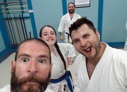 grading selfie