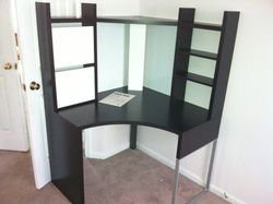 ikea micke workstation installation service in arlington VA