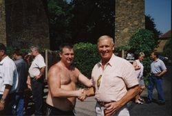 Stuart Knight and Steve Veidor