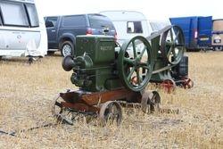 A Ruston stationary engine