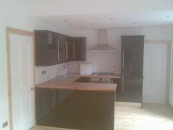 Kitchen Installation and Painting