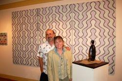 Michael Maas and Marsha Judd