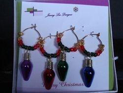 Cheers to Christmas Lights (1) (Item #4022)  $5.00
