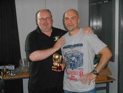 Martin Kelly Goalkeeper of the Tournament - Jamie Stripe (Leyton Orient)