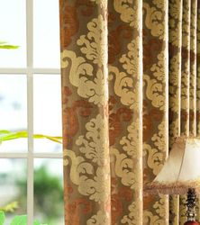 Grommet Top, Brown Thermal Insulated Curtains