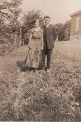 Martha Grove and Lewis Norris