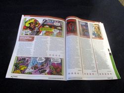 Page Spread with Review of Doctor Strange: Surgeon Supreme in Starburst Magazine #475: The Mandalorian Collectors¿ Edition at The Wombatorium 2.0: A Capital Idea