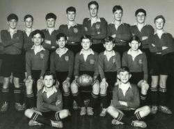 1st  XV Rugby - 1964