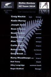 NZ Men's