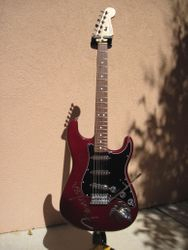 2010 Fender Stratocaster Standard MIM