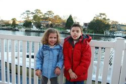 Haley Smith and Ryan Smith (Kim Skriba's son)