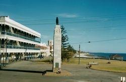 053 Glenelg beach Adelaide 1957