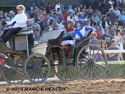 Jockey Wagon Ride