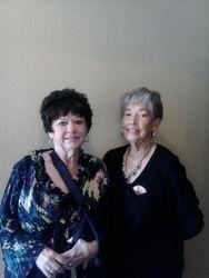 Las Dona's Ladies, Kathy and Barbara