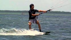 Nick - Kiss The Sky Kiteboarding kitesurfing