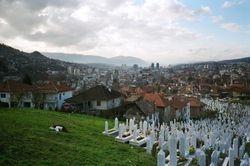Kovaci Martyrs cemetery, Sarajevo