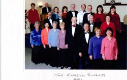 Group photo 2001