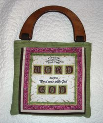 Bible Cover -  SOLD