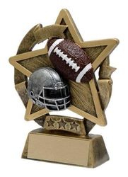 Resin trophies - all sports available