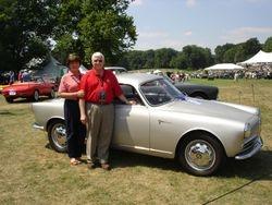 1958 Alfa Romeo Giulietta Sprint Veloce