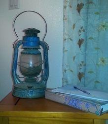 Tree House Lantern