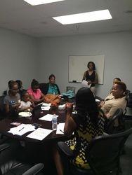 Workshop - Aug 22, 2015