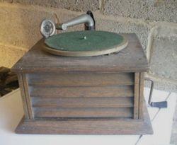 Zonophone Model 1-1