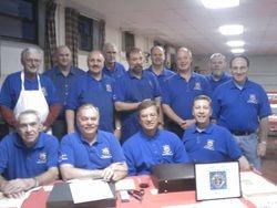 Spaghetti Dinner Volunteers