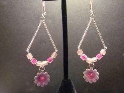 Little Purple Flowers (Item #3123)  $5.00