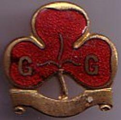 1917 - 1932 Land Ranger Promise Badge