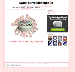 Sweet Surrender Cake Company