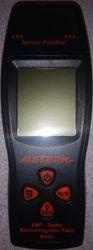 Meterk EMF and temp meter