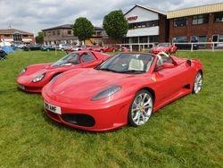 Bob's Ferrari Replica