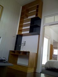 28. Custom Made Entertainment Unit (for high ceiling).