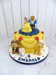 Emerald's 4th Birthday Cake