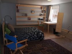 Peaceful Retreat room