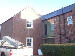 Extension, Aswardby, Lincolnshire