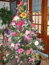 Buddy's Summertime Flower Tree